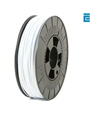 ICE Filaments ICEFIL1PLA119 PLA filamento, 1.75mm, 0.75 kg, Wintershine White