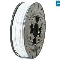 ICE FILAMENTS ICEFIL1PLA119 PLA Filament, 1.75 mm, 0.75 kg, Wintershine White