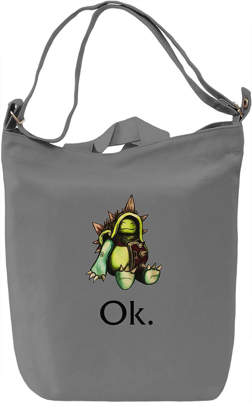 Rammus Ok Bolsa de mano Día Canvas Day Bag| 100% Premium ...