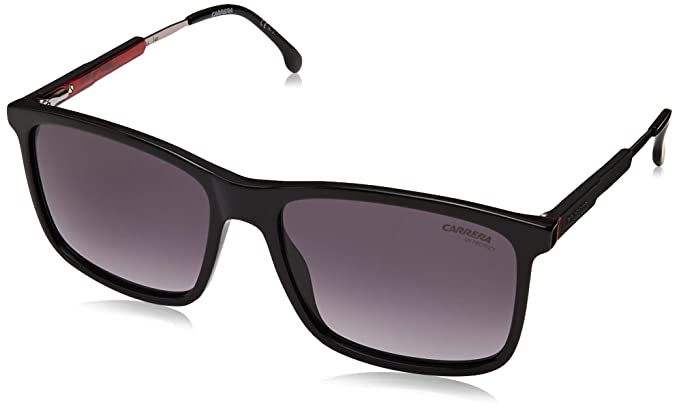 Carrera 8029/S Gafas de Sol, Multicolor (Black), 57 para ...