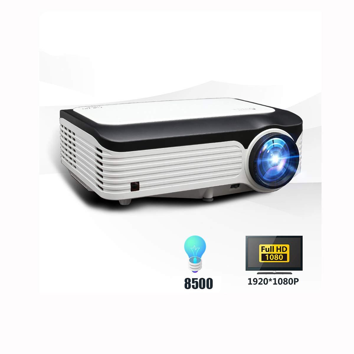Ai LIFE Proyector LED Nativo 1080P Proyector de películas Full HD ...