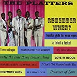 Remember When? by The Platters