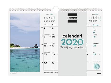 Amazon.com: Finocam - Calendario de pared 2020 imágenes en ...