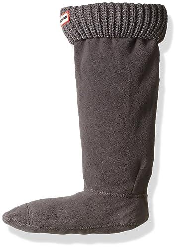 skate shoes fresh styles excellent quality Hunter Women's Original Tall Half Cardigan Boot Socks