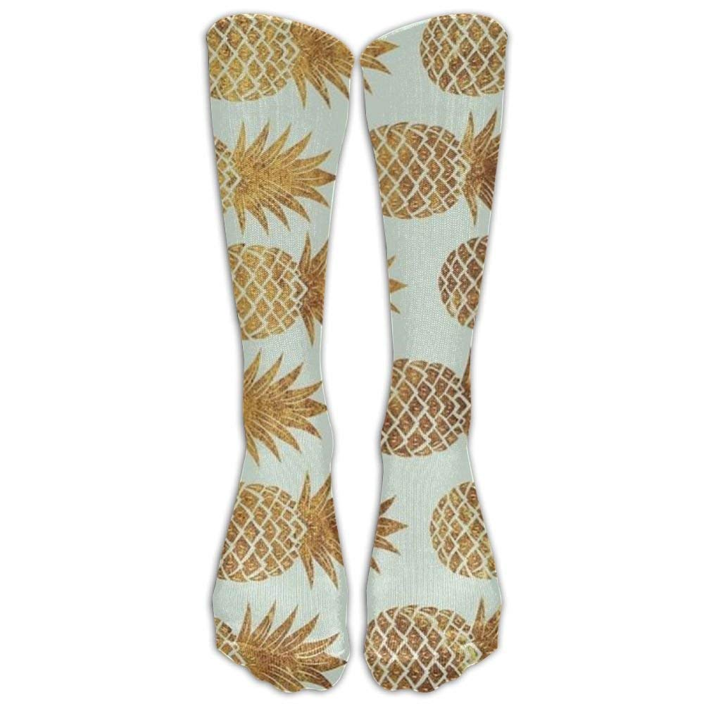 Sweet Pineapple Unisex Funny Pattern Crew Socks Boot Socks Boy's Girl's