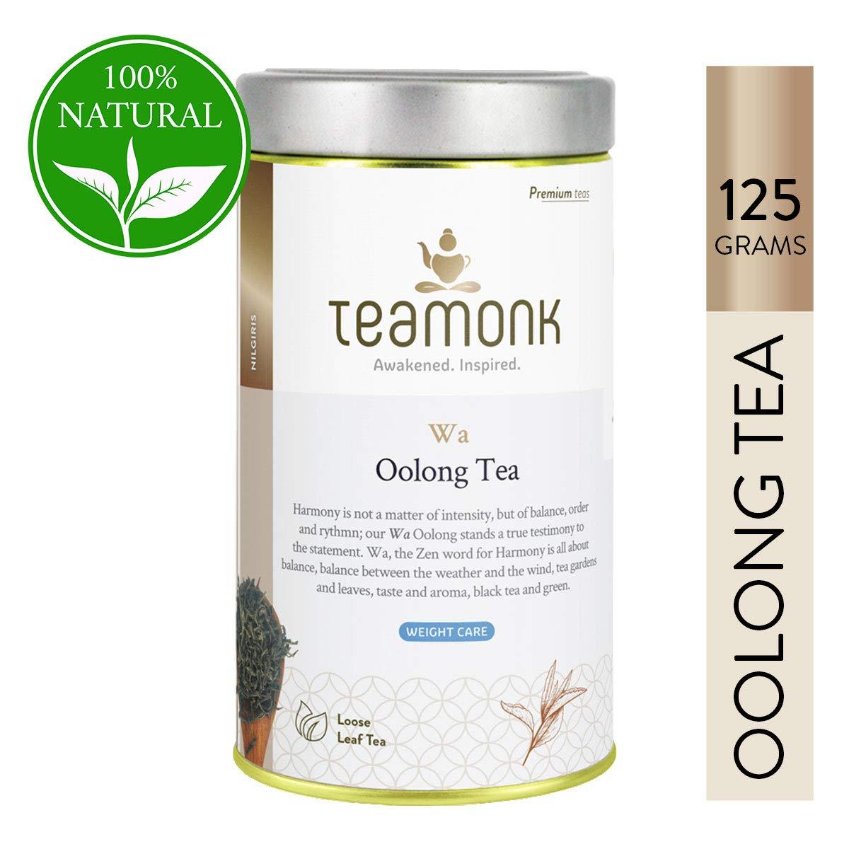Teamonk Nilgiri Wa Oolong Tea , 125 g (B0819T6MPW) Amazon Price History, Amazon Price Tracker