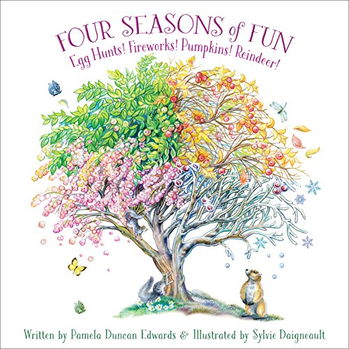 Four Seasons of Fun: Egg Hunts! Fireworks! Pumpkins! Reindeer!]()
