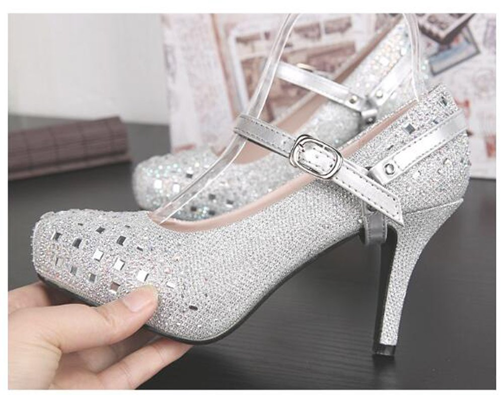 Adjustable Anti-loose Shoelace Shoe Straps Band for High Heels/Flats High Heels/Pumps Holder for Lady Women Girls (Black) Flyott