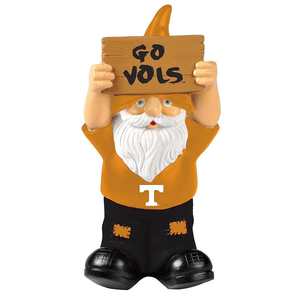 Elite Fan Shop Tennessee Volunteers Garden Gnome