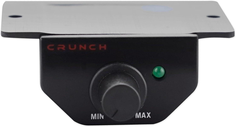 Crunch PD3000.2 3000w 2-Channel Pro Power Car Audio Amplifier Class AB+Amp Kit