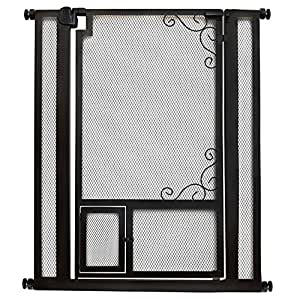 Amazon Com Deluxe 42 Inch Tall Safety Gate Pressure