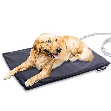Cama Perros y Gatos Mascotas Colchoneta Basic Súper Suave Máquina Rectangular Lavable