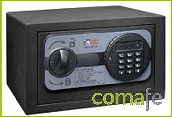 Btv secure - Caja fuerte 17b 170x280x235 grafito: Amazon.es: Bricolaje y herramientas