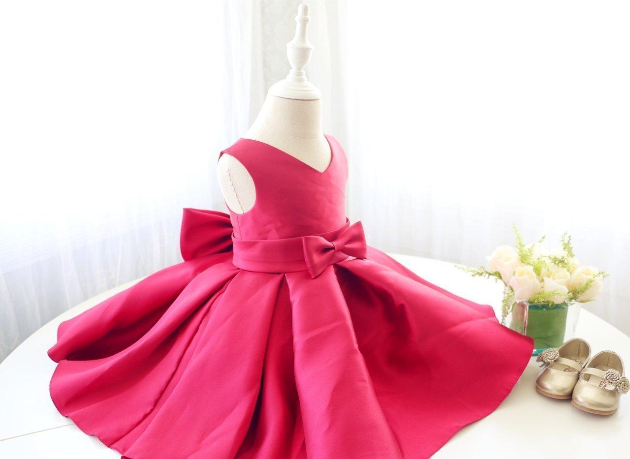 Anna Dress Pageant Dress, Christmas Dress, Flower Girl Dress PD102