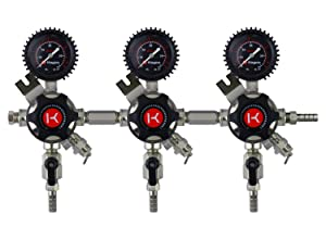Kegco LHU5S-3 Elite Series Three Product Secondary Regulator