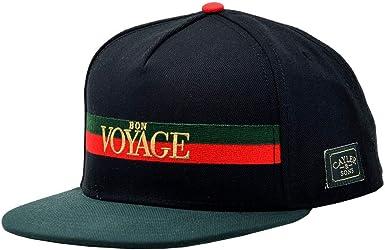 Cayler & Sons WL Rich Voyage - Gorra con Visera, Color Negro ...