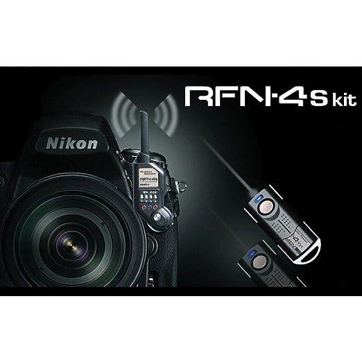 Rfn 4s Wireless Fernauslöser Für Nikon Dslr Amazonde Kamera