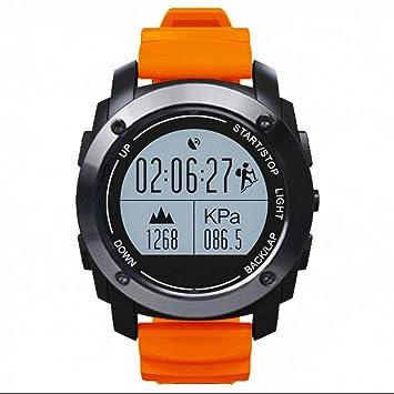 Reloj Inteligente para Hombre y Mujer Seguimiento de calorías,Monitor de Sueño,Smartwatch Fitness