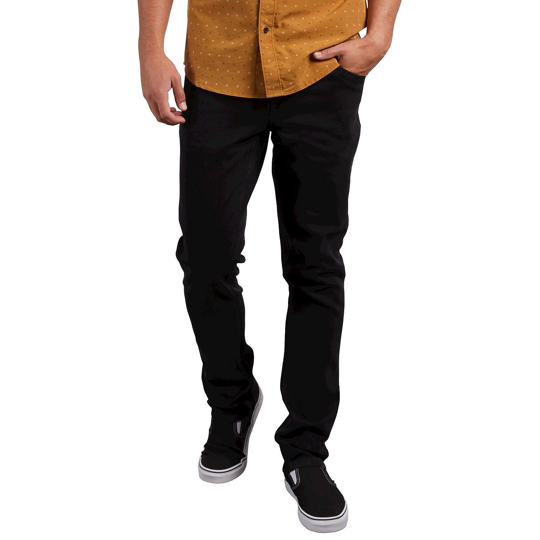 Amazon.com: Volcom Vorta - Pantalones vaqueros ajustados ...