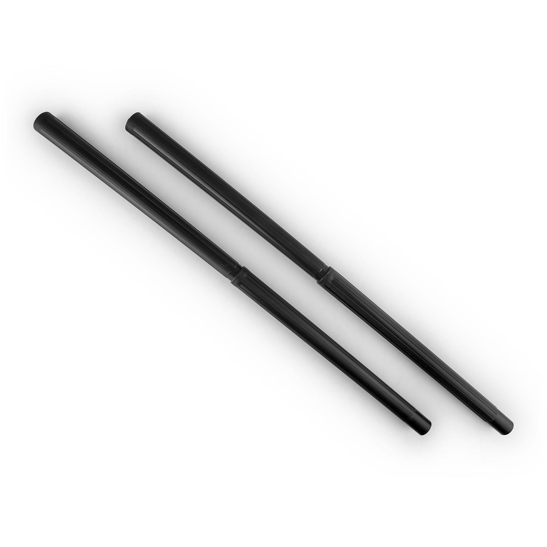 DURAMAXX Powerplus Teichsauger Rohrverl/ängerung schwarz Ersatz, Erweiterung, 2 St/ück, je 48 cm