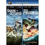 Mega Shark vs. Giant Octopus / Mega Piranha (Double Feature)