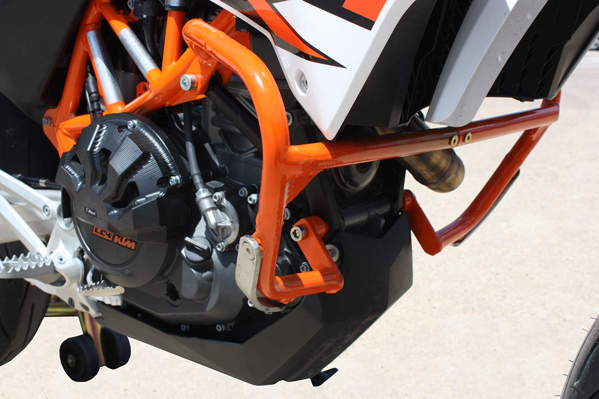 T-Rex Racing Engine Guard Crash Cages for KTM 690 and for Husqvarna 701 Black