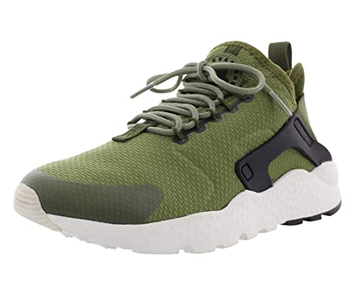 Zapatillas Nike - W Air Huarache Run Ultra Verde/Verde/Negro Talla: 38: Amazon.es: Zapatos y complementos