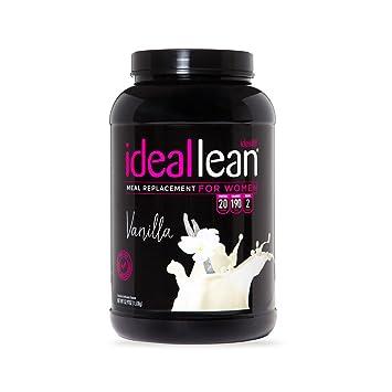 IdealLean, batido de repuesto para comida, proteína de trigo ...