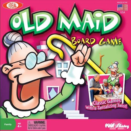 Ideal Old Maid Board