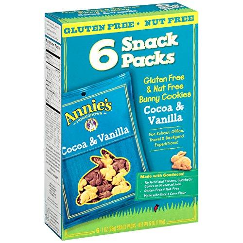 Annies Gluten Cookies Peanut Vanilla product image