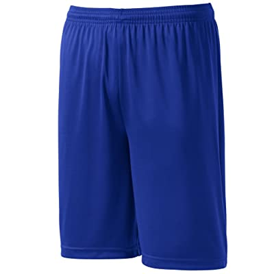Joe's USA Mens Or Youth Baseball Shorts - Moisture Wicking Shorts in Youth XS - Adult 4XL