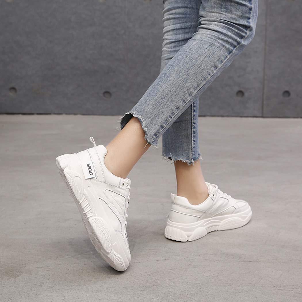 MISS&YG Damenschuhe Laufschuhe atmungsaktive atmungsaktive atmungsaktive lässige stoßfeste Modeschauen Sportschuhe im Freien e85669