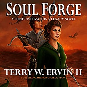 Soul Forge Audiobook