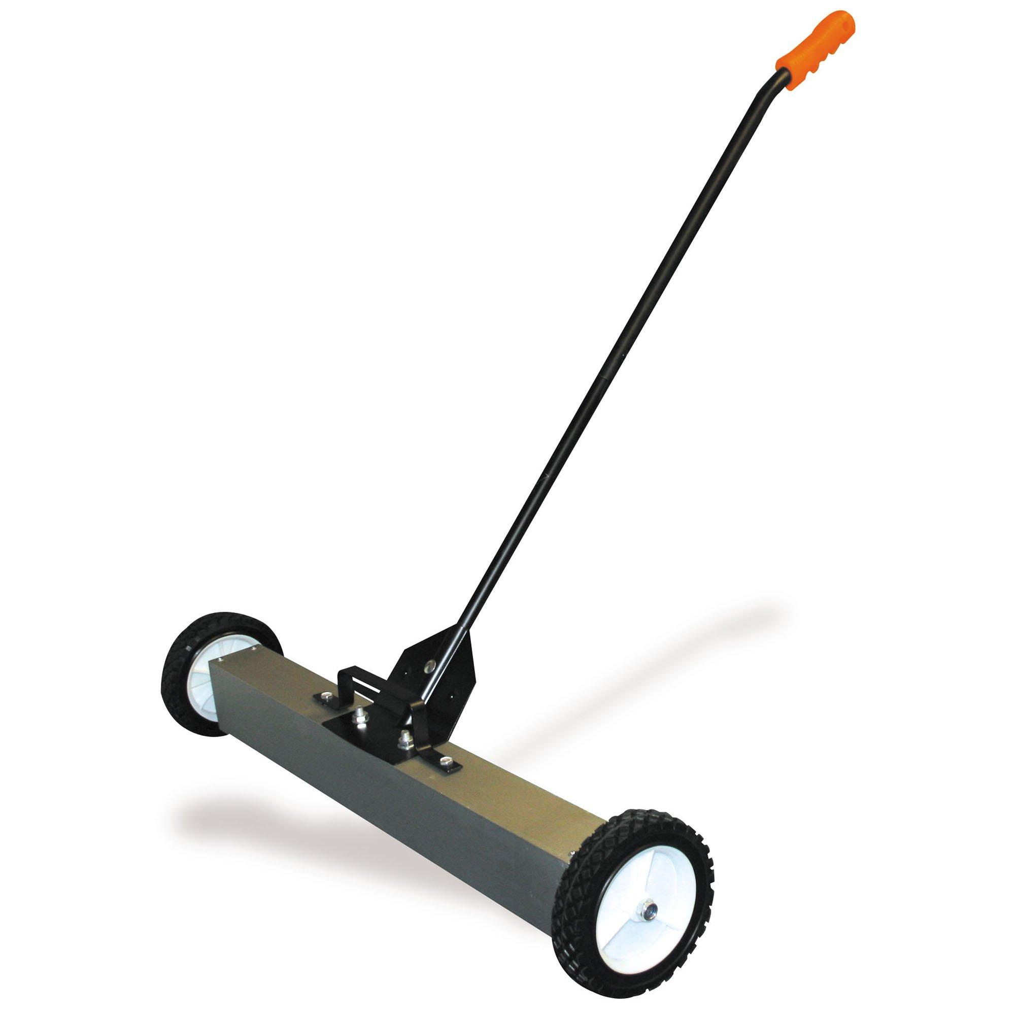 Buffalo Tools MPSWEEP 30'' Magnetic Sweeper Pickup Tool