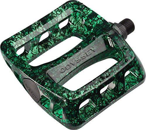PEDALS ODY MX TWISTED PC 9/16 LME CRINKLE