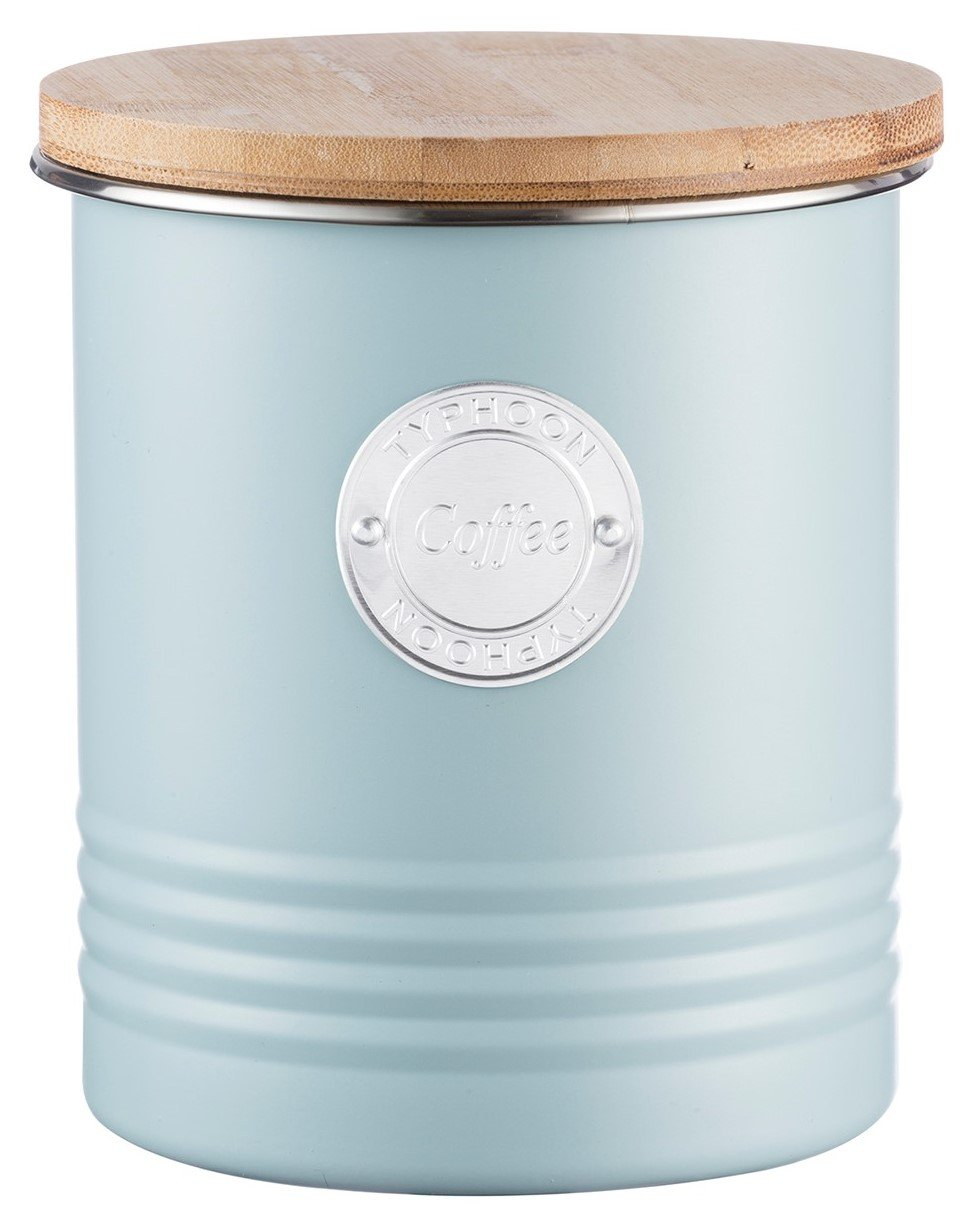 Typhoon Living Coffee Canister 1l, Blue Typhoon_1400.971_Blue