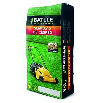 Semillas de Césped - Césped Compacto Gran Resistencia 20Kg - Batlle