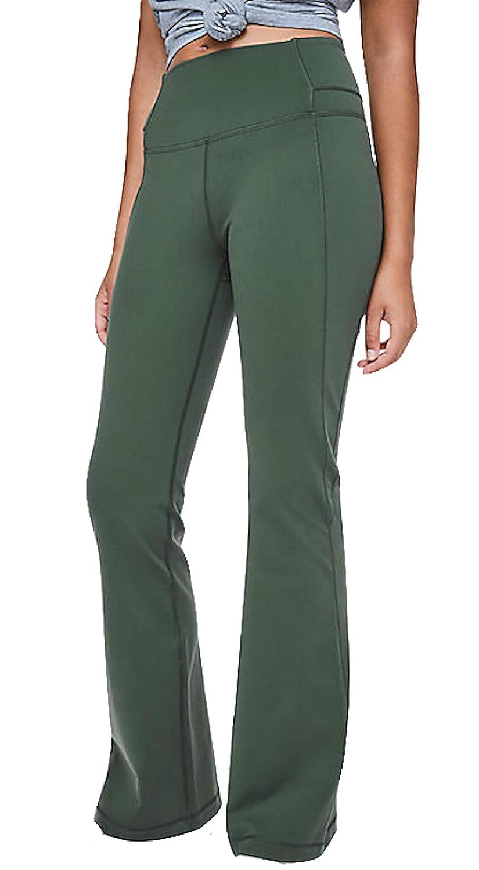 c9592becfb0 Lululemon Groove Pant Flare - DPIV (Deep Ivy) (4) at Amazon Women's  Clothing store: