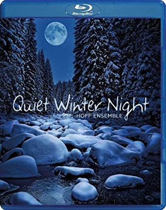 QUIET WINTER NIGHT (AUDIO BLUR Blu-ray
