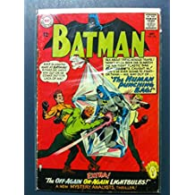 BATMAN #174 The Human Punching Bag Sep 65 Very Good (3 out of 10) Well Used by Mickeys Pubs