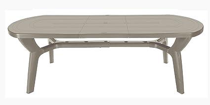 Tavolo Giardino Plastica Prezzo.Retro Design Innovativo Stile Popolare Tavolo Plastica Tondo