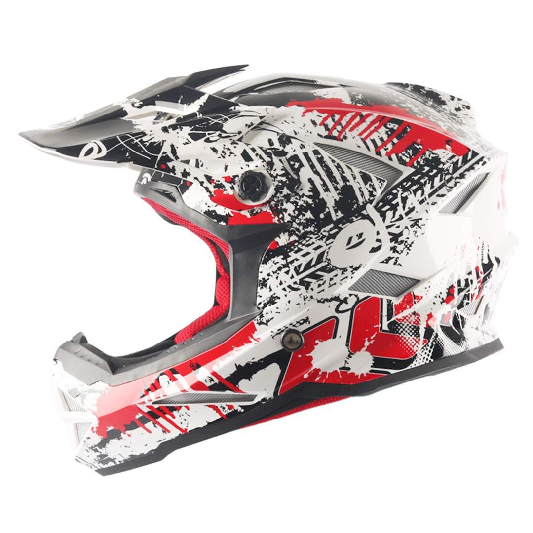 Motocross Lightweight Full Face Helmet MTB Off Road Motorbike Dirt Bike Cross Helmet
