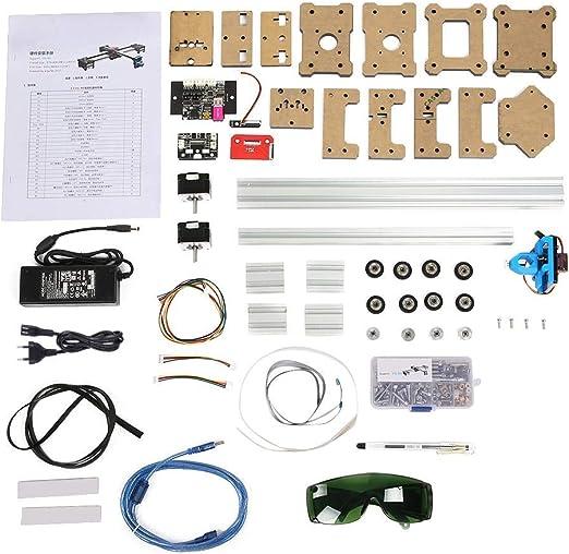 Máquina de dibujo Akozon, 100 – 240 VA, 2 ejes, manualidades, CNC ...