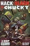 Hack / Slash vs Chucky Cover C - Chris Moreno