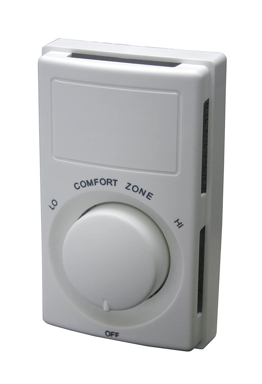 Fahrenheat MD26R DBL Pole Wall Thermostat