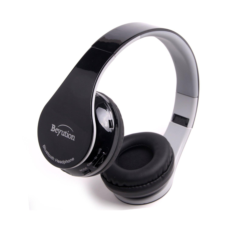 samsung bluetooth headphones. amazon.com: beyution smart stereo wireless bluetooth headphone---for apple iphone series and all ipad ipod series; samsung galaxy s4/s3; nook; visual land; samsung headphones