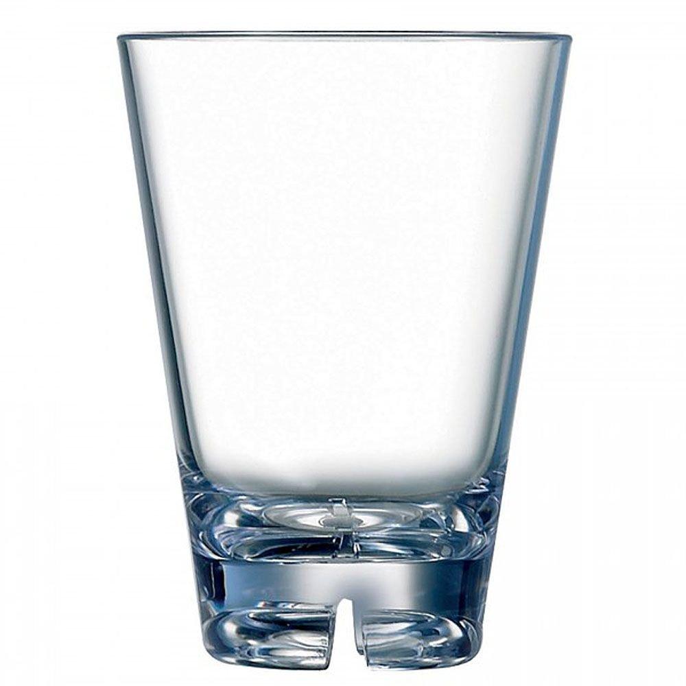 Arcoroc E6134 Outdoor Perfect 10 Oz. Rocks Glass - 36 / CS