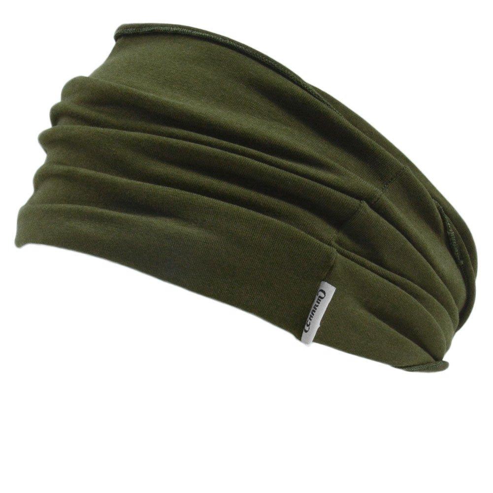 Casualbox Herren Japanisch elastisch Baumwolle Elasthan Stirnband Headband Hals wä rmer 4589777961388