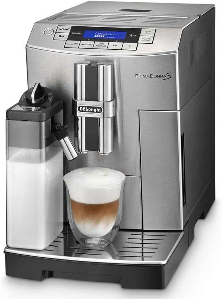 Delonghi super-automatic espresso coffee machine