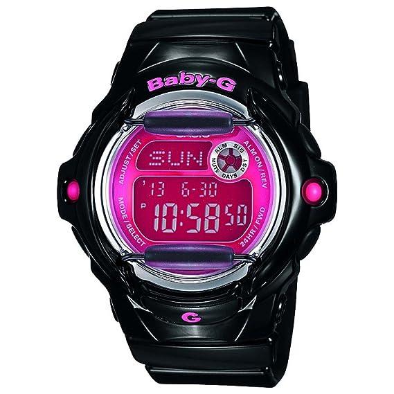 CASIO Baby-G BG-169R-1BER - Reloj de mujer de cuarzo,
